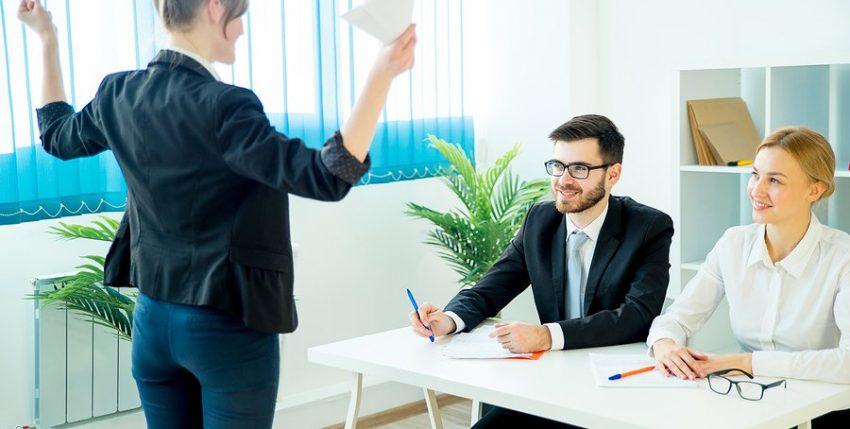 Garantiza el éxito en tu próxima entrevista de trabajo