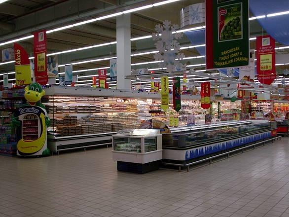La presencia de los distribuidores de alimentacion en el mercado