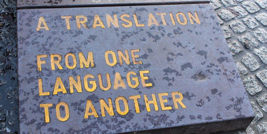 Razones por las que acudir a empresas de traducción